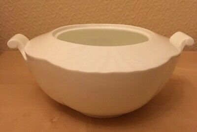 Villeroy & Boch White Arco Weiss Vegetable Tureen Dish Base NO LID Excellent  • 20£