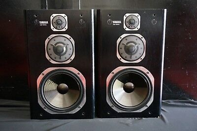 Yamaha NS-1000x Rare Vintage Monitor Speaker Set With Grilles • 1,980.17£
