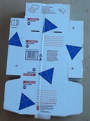 AU15 • Buy Mailing  Boxes - Bx2 / Bm / A4 Size 310 X 225 X 102 Mm - 20 Boxes -  Bargain!