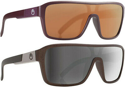 60ab1e11588cf Dragon Alliance Remix Men s Shield Sunglasses W  Ion Lens 22505 - Made In  Italy •
