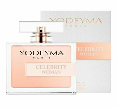 YODEYMA PARIS PERFUME 100ml - CELEBRITY WOMAN. FREE DELIVERY • 21.29£
