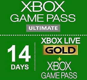 $6.80 • Buy Xbox Game Pass Ultimate 1 Month (2 X 14 Days)-Xbox Live Gold + Game Pass Global
