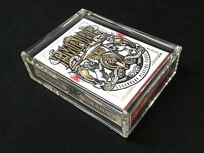 $ CDN102.14 • Buy Empire V1 Playing Cards By Lee McKenzie In A Carat X1v2 Case USPCC New Sealed