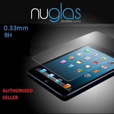 AU13.95 • Buy Genuine Nuglas Glass Screen Protector For New IPad 9.7 6th Gen 2018 A1893 A1954