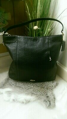 8cd51ff59842 Coach Pebbled Leather Isabelle Shoulder Hobo Bag-  34511 • 64.99