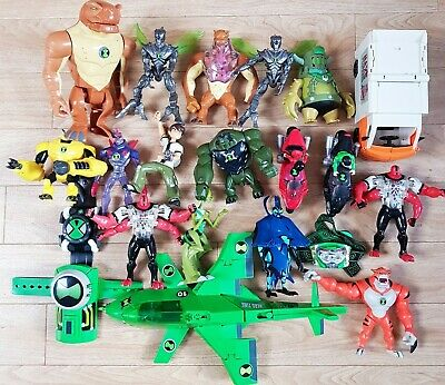 Ben 10 Action Figures Large Toys, Vehicles - Combined Postage • 4£