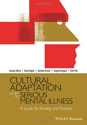 £49.99 • Buy Cultural Adaptation Of CBT For Serious Mental Illness:A Guide For Training #4324