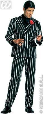 Gangster With Jacket And Pants Fancy Dress Costume Mens (1920s) • 40.06£