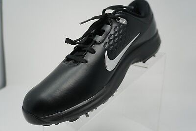 finest selection 630b7 5df5c Nike Golf Air Zoom TW71 Tiger Woods Black Metallic Silver AA1990 002 Size  9.5 • 64.95