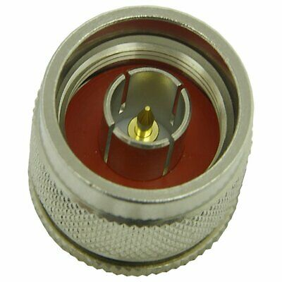 £5.08 • Buy RP SMA Male To N Type Male Adaptor Nickel Plated/Gold Plated Connector