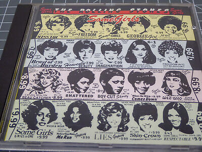£14.49 • Buy ROLLING STONES * Some Girls RARE EARLY PRESSING * VG+ (CD)