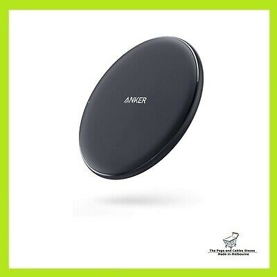 AU36 • Buy Anker 7.5W Fast Wireless Charger Charging Pad,10W For Qi-Enabled & QC Devices