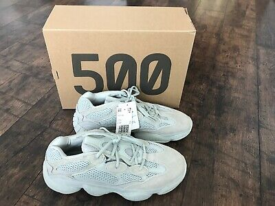 4fc848baf0d Adidas Yeezy 500 Salt Size 10 US EE7287 Brand New 100% Authentic • 349.99
