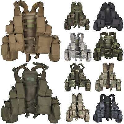£34.95 • Buy MFH South African Assault Vest Airsoft Paintball Tactical Military Army Combat