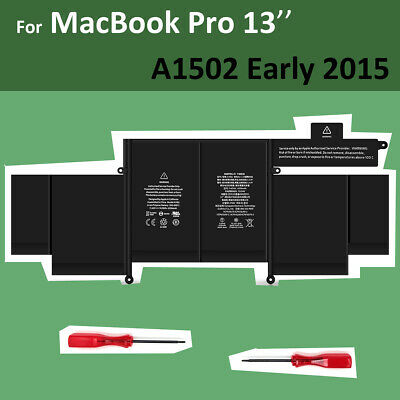 $47.89 • Buy Genuine OEM A1582 A1502 Battery For Apple MacBook Pro Retina 13  Early 2015 NEW