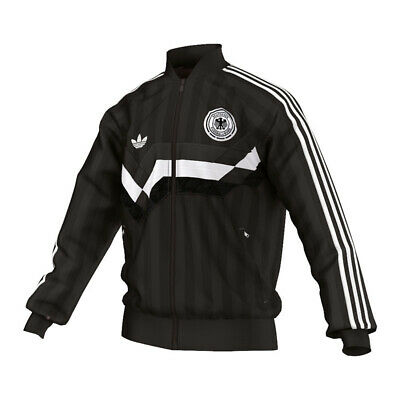 Adidas Originals Germany Track Top Jacke Schwarz • 66.56£