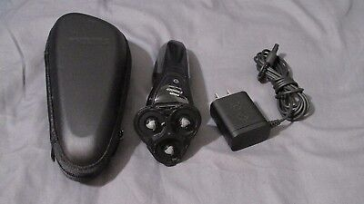 AU42.02 • Buy Philips Norelco Series 5000 Electric Shaver + Charger + Carrying Case S5205
