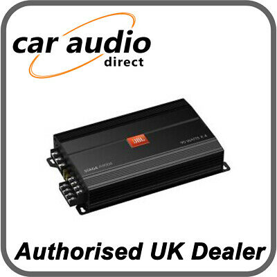 JBL Stage A9004 – 880 Watts 4 Channel Mono Amplifier For Speakers Or Subwoofer • 129.93£
