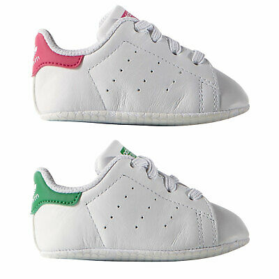 the latest dab10 a025b Adidas Originals Stan Smith Crib Scarpe Per Primi Passi Bambino Gattonare •  24.00€