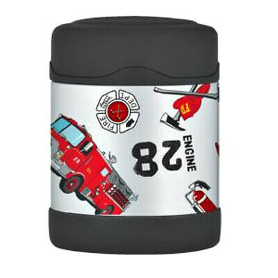 AU26.50 • Buy THERMOS Food Jar 290ml Fire Truck Kids Lunch Box AUTHENTIC Fast Shipping