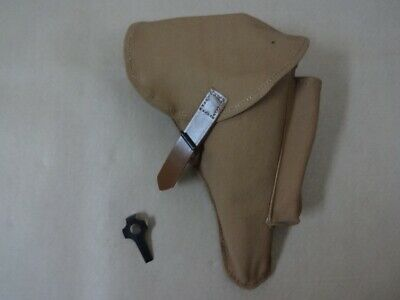 Canvas Holster For WW2 Luger P08 DAK W/Take Down Tool (Reproduction) F436 • 24.79£