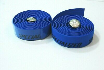 $19 • Buy Handlebar Cork Bar Tape Specialized.Blue. For Road, MTB Bike. New