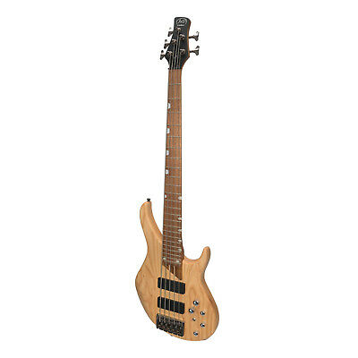 AU663.20 • Buy New J&D Luthiers 48 Series 5-String Contemporary Active Bass Guitar