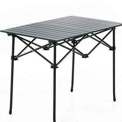 AU49.95 • Buy Adventure Kings Aluminium Roll Up Camping Table Outdoor Picnic BBQ Portable 4WD
