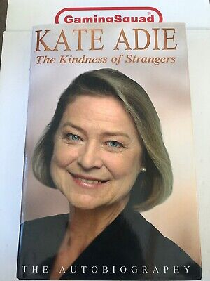 £4.25 • Buy The Kindness Of Strangers, Kate Adie HB Book, Supplied By Gaming Squad