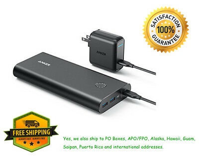 AU210.02 • Buy Anker PowerCore+ 26800 PD With 30W Power Delivery Charger, Portable Charger Bund