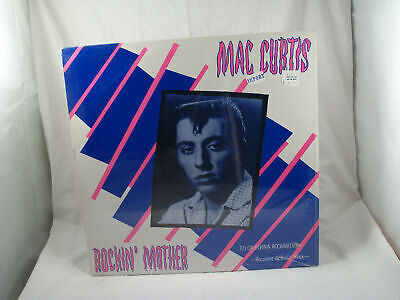 MAC CURTIS Rockin' Mother SEALED 1979 UK Orig Radar RAD 22 NM Rockabilly Vinyl • 24.73£