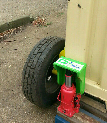 AU95 • Buy Shipping Container Lifter.  ORIGINAL EZY LIFT   Free With Wheel & Lift  Kit
