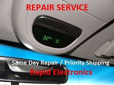$24.99 • Buy Ford F150 F250 F350 1998-2008 Overhead Console Temp Compass Fuel Display Repair
