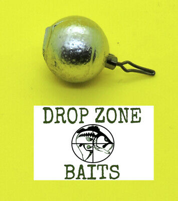 AU16.22 • Buy 25 Count 3/8 Oz Round Drop Shot Sinkers / Weights