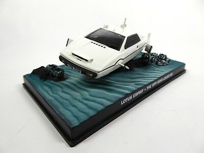 $ CDN21.01 • Buy Lotus Esprit S1 James Bond 007 The Spy Who Loved Me- 1:43 Diecast Model Car KY03