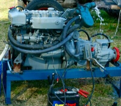 perkins marine diesel engine
