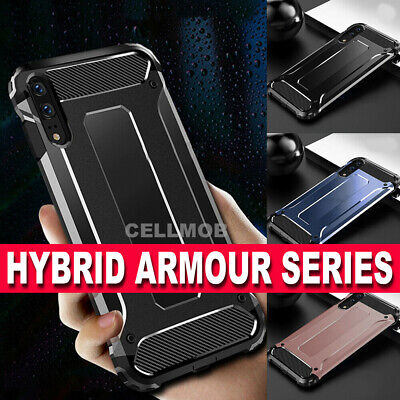 £4.95 • Buy Case For Huawei P30 Pro P30 Luxury Slim Shockproof Hybrid HEAVY Armor Cover