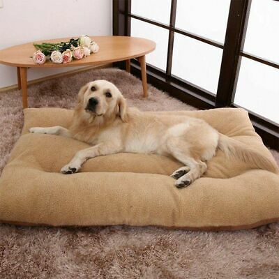 AU28.92 • Buy Orthopedic Dog Bed Pet Lounger Deluxe Cushion For Crate Foam Soft Large XXXLarge