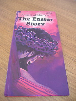 Ladybird Childrens Bible Book-the Easter Story • 5£