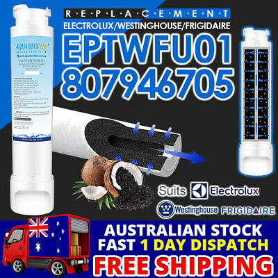 AU54 • Buy EPTWFU01/807946705 Compatible Water Filter Suits Electrolux EHE6899SCA EBE5367SB