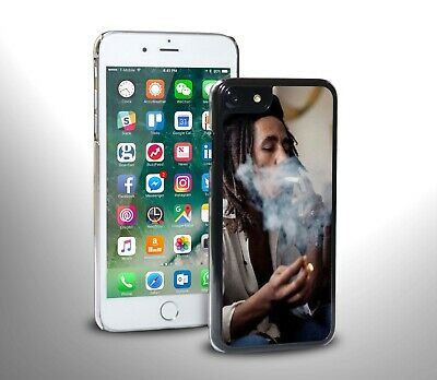 Bob Marley Ganja Smoke Phone Case Cover IPhone + Samsung • 6.99£