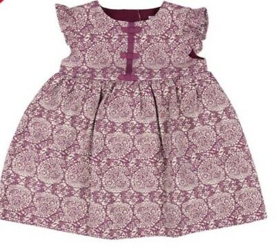 £10 • Buy Baby Girls Dress - Boots Mini Club -18-24 Months - Jacquard Party/occasion Wear