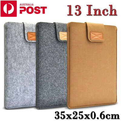 AU14.95 • Buy Soft Ultrabook Laptop Sleeve Case Cover Bag For Macbook Air 11/13 Inch
