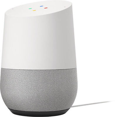 AU108.17 • Buy Google Home Voice Activated Wireless Bluetooth Speaker With Google Assistant