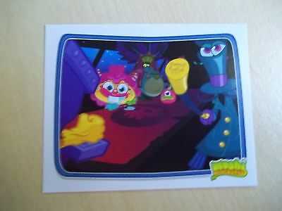 £1.50 • Buy Moshi Monsters Sticker 189 Topps Series 3 Red Unused