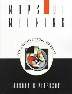 AU89.25 • Buy Maps Of Meaning The Architecture Of Belief By Jordan B. Peterson (Paperback)