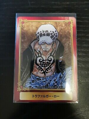 Card Weekly Shonen Jump Fair In Animated 2016 One Piece - Trafalgar Law • 25.70£