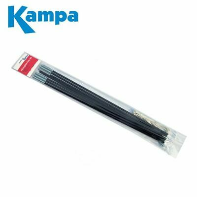 £9.95 • Buy Kampa Replacement Fibreglass Pole Kit - Range Of Sizes Available