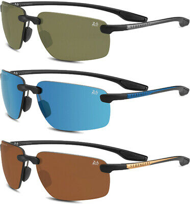 efb6aa938fd39 Serengeti Erice Photochromic Polarized PhD 24h Le Mans Men s Rimless  Sunglasses • 79.99