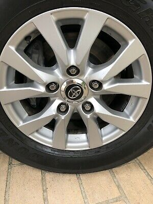 AU1200 • Buy Toyota Sahara Wheels And Tyres (200 Series)